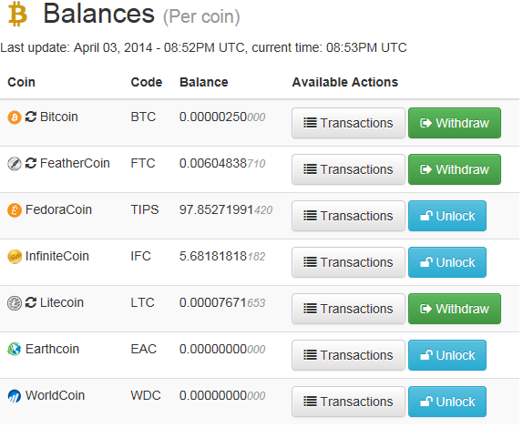 FREE Bitcoin, LiteCoin & FeatherCoin (and other crypto coins